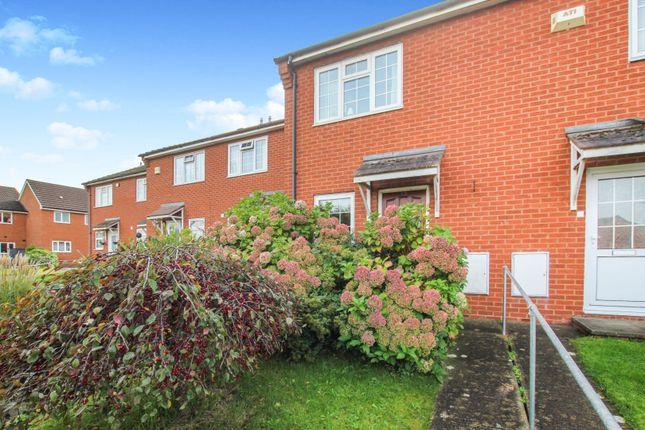 Thumbnail End terrace house for sale in Highridge Park, Highridge
