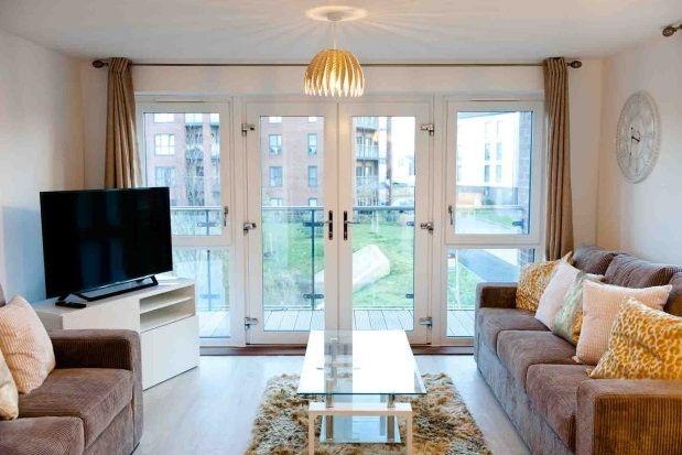 Thumbnail Flat to rent in Oakgrove, Milton Keynes