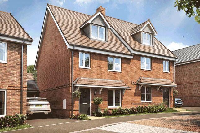 4 bed semi-detached house for sale in Oak Park, Longmoor Road, Liphook, Hampshire GU30