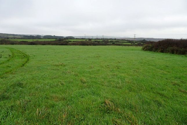Land for sale in Near Newmill, Penzance, Cornwall