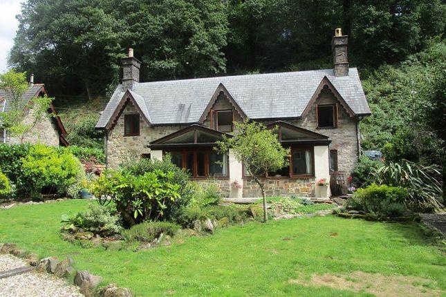 Thumbnail Detached house for sale in Ynys Y Gwial, Cwmgiedd, Ystradgynlais, Swansea.
