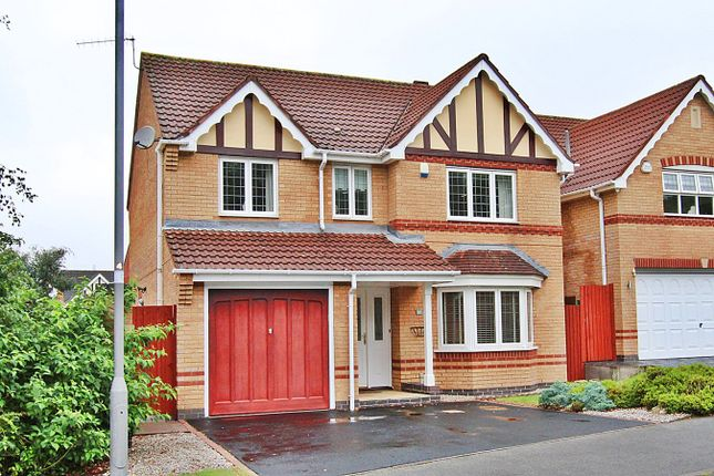 Thumbnail Detached house for sale in Wedgewood Gardens, St Helens