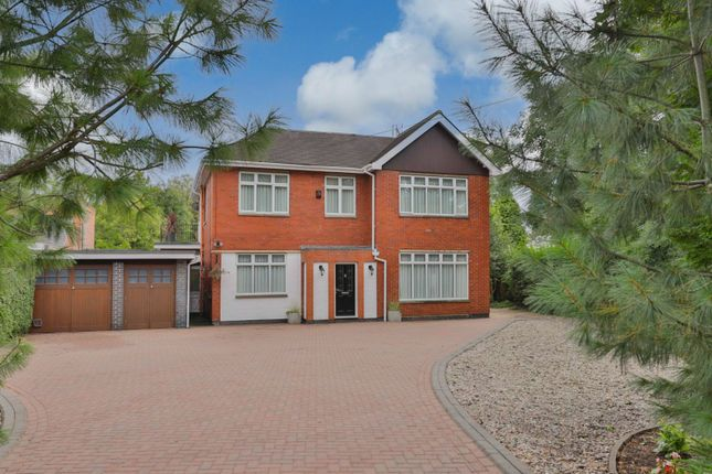 Thumbnail Detached house for sale in Newland Park, Hull