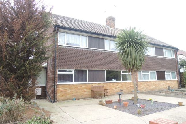 Thumbnail Maisonette for sale in Albany Gardens West, Clacton-On-Sea