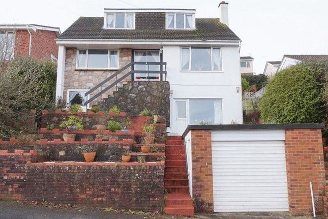 Thumbnail Detached house for sale in Greenfield Road, Preston, Paignton