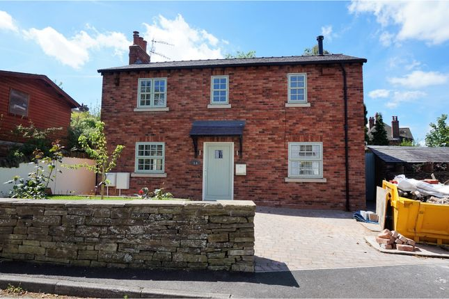 Thumbnail Detached house for sale in Higher Fence Road, Macclesfield