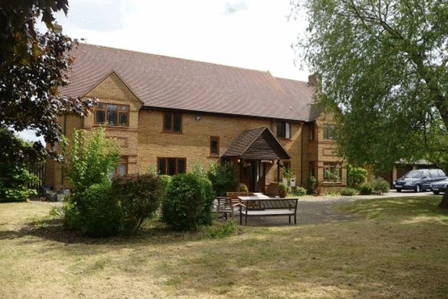 Thumbnail Detached house to rent in Fortescue Drive, Shenley Church End, Milton Keynes