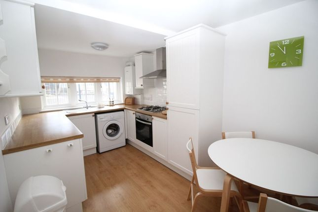 Thumbnail Terraced house to rent in Trenance Mill, Trewoon, St. Austell