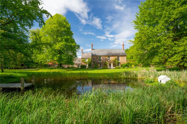 Thumbnail Detached house for sale in Tubney, Oxfordshire