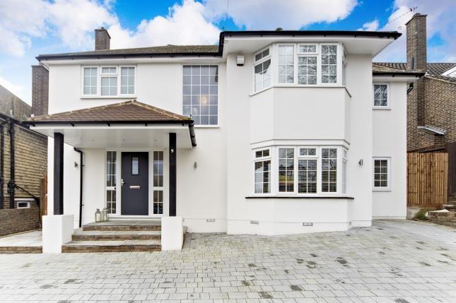 Thumbnail Detached house for sale in Sanderstead Hill, Sanderstead, South Croydon, Surrey