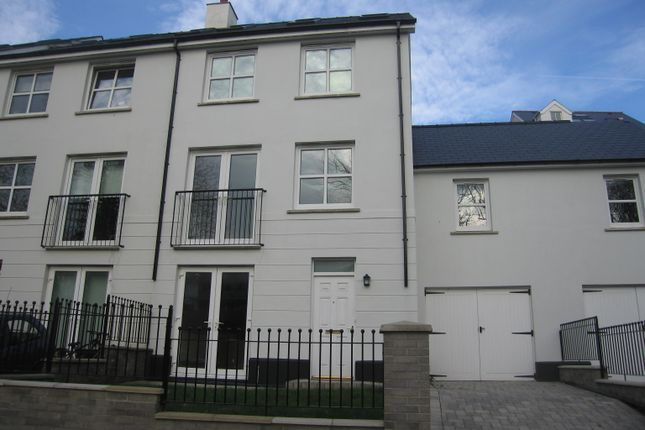Thumbnail Town house for sale in Kensington Gardens, Haverfordwest