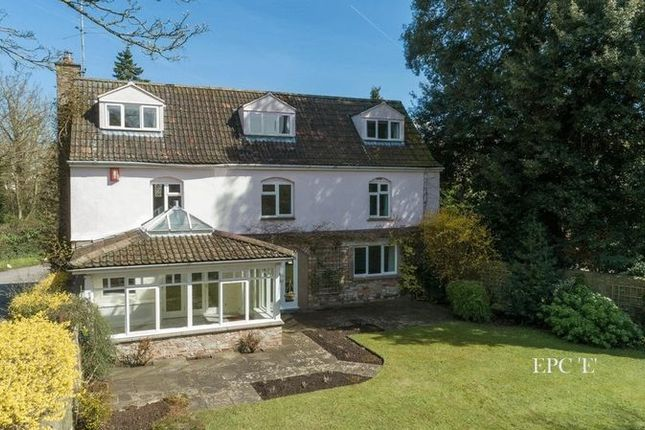 Thumbnail Detached house for sale in Over Lane, Almondsbury, Bristol