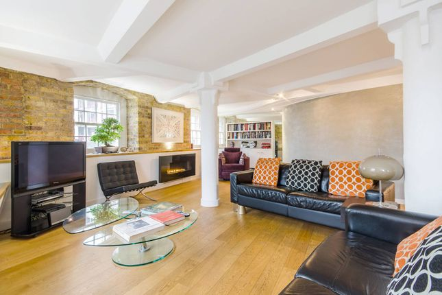 Thumbnail Flat to rent in Greenwich High Road, Greenwich