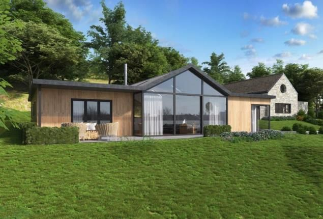 Thumbnail Bungalow for sale in Hillside Farm, Werneth Low Road, Romiley
