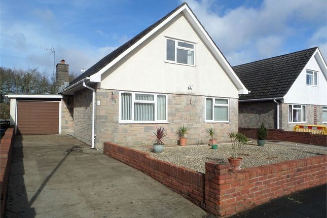Thumbnail Detached bungalow to rent in Neddern Way, Caldicot, Monmouthshire