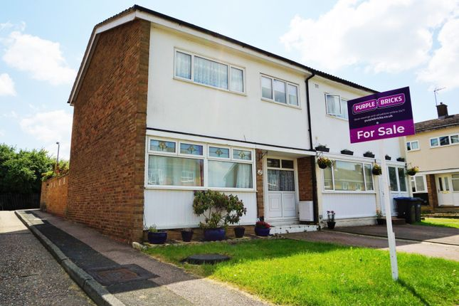 Thumbnail Semi-detached house for sale in Church Leys, Harlow