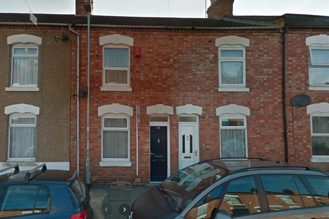 2 bed terraced house to rent in Melville Street, Abington, Northampton NN1