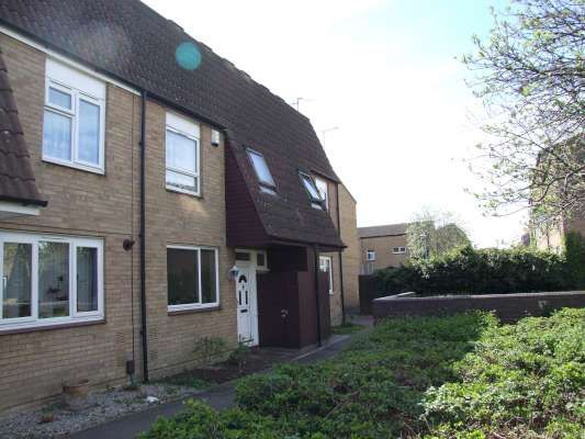 Thumbnail Terraced house to rent in Paynels, Orton Goldhay, Peterborough