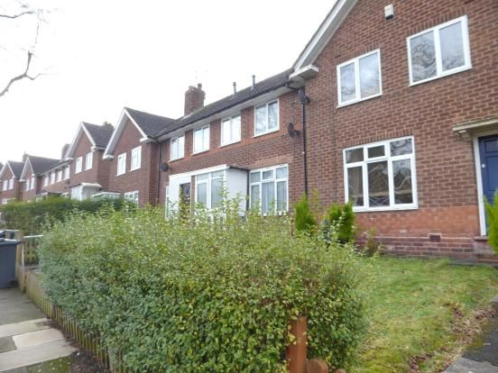 2 bed terraced house to rent in 46 Bolney Road, Birmingham