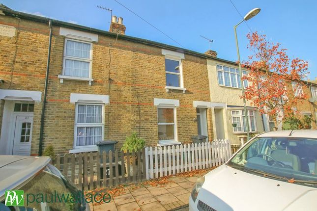 Thumbnail Cottage to rent in Queens Road, Waltham Cross