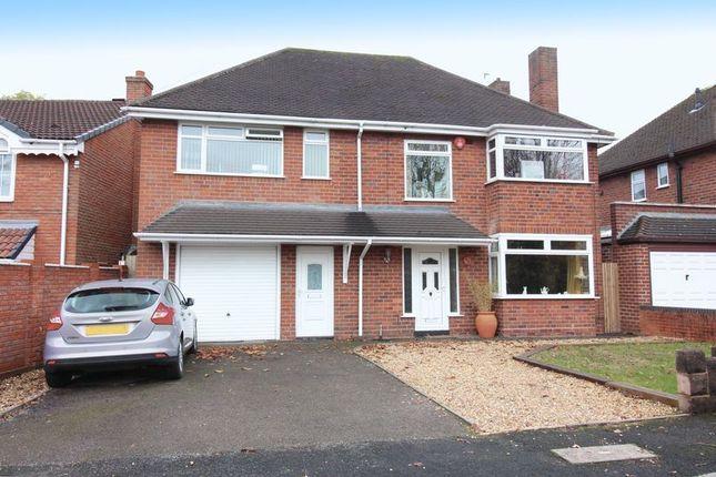 Thumbnail Detached house for sale in Kidderminster Road, Kingswinford