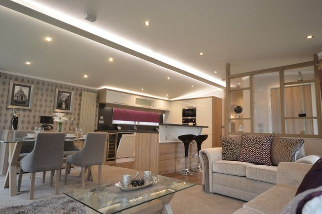 Thumbnail Mobile/park home for sale in Coghurst Hall Holiday Park, Hastings, East Sussex