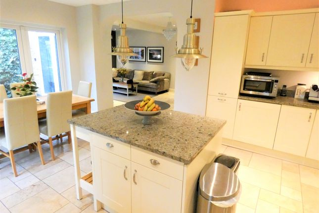 Kitchen / Diner of Wyndham Close, Oadby, Leicester LE2