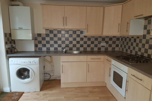 Thumbnail Town house to rent in Elliott Close, Exeter