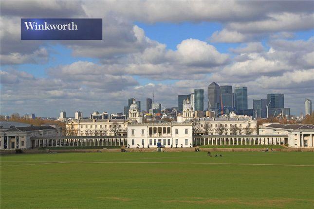 Greenwich Park of Bellville House, 2 John Donne Way, Greenwich, London SE10