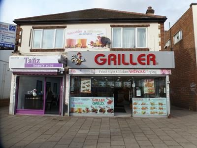 Thumbnail Commercial property for sale in 47 & 49 High Road, Romford, Essex