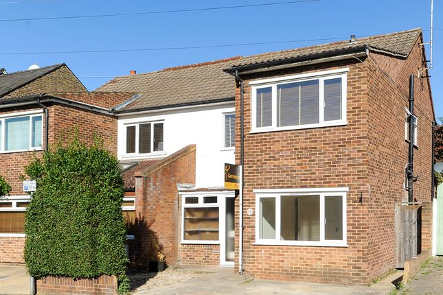 Thumbnail Semi-detached house to rent in New Road, Kingston Upon Thames