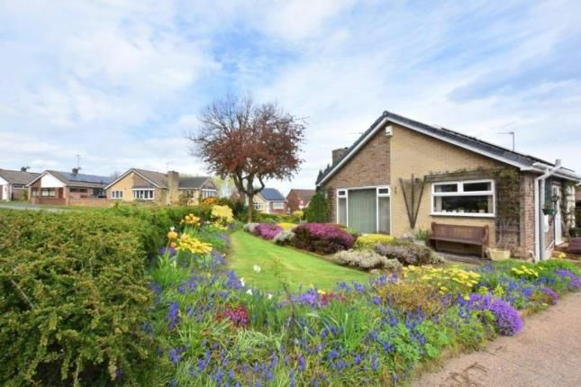 Thumbnail Bungalow for sale in Lansdowne Crescent, Swinton, Mexborough, South Yorkshire