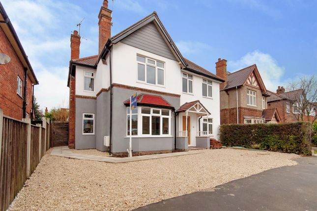 Thumbnail Detached house for sale in Sidney Road, Beeston, Nottingham