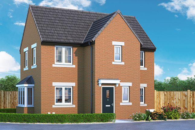 "Thumbnail 3 bed property for sale in ""Windsor"" at Langton Road, Norton, Malton"