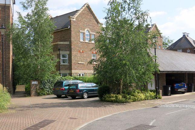 Thumbnail Town house for sale in Mortley Close, Tonbridge, Kent