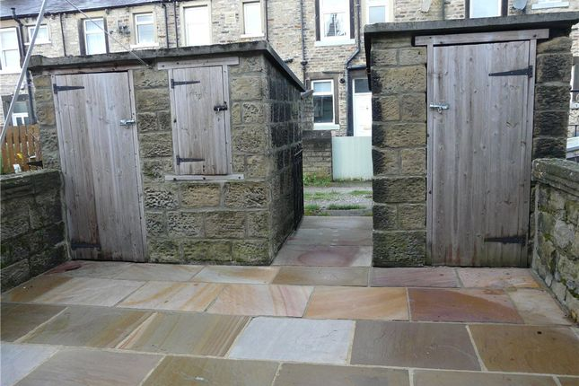 Garden of Beech Street, Cross Hills, Keighley, North Yorkshire BD20