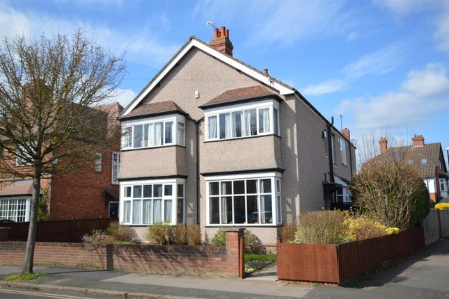 Thumbnail Detached house for sale in Styvechale Avenue, Earlsdon, Coventry