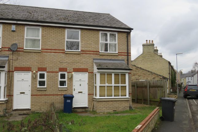 Thumbnail Semi-detached house to rent in Burnside, Cambridge