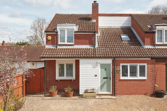 3 bed semi-detached house for sale in Chapel Row, Ashley, Newmarket CB8