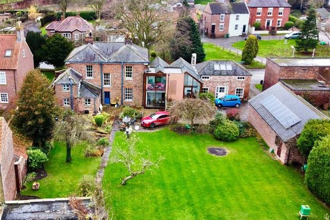 Thumbnail Detached house for sale in Main Street, Skidby, East Yorkshire
