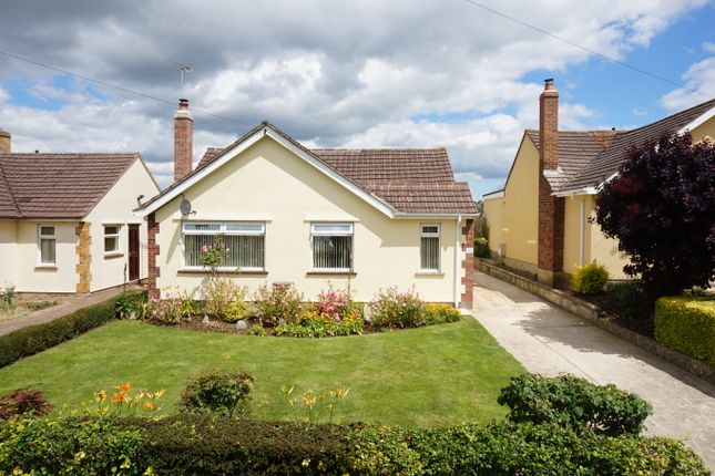 Thumbnail Bungalow for sale in Sadlers Mead, Chippenham