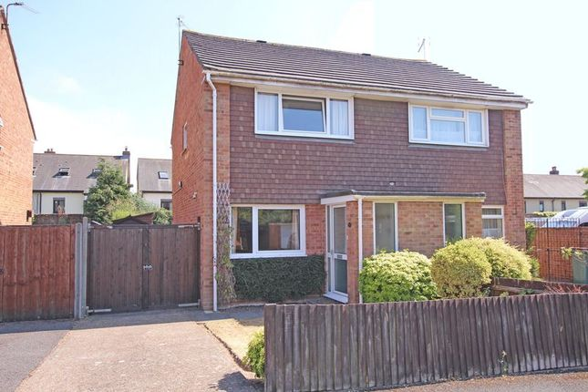 Thumbnail Semi-detached house for sale in Charles Knott Gardens, Shirley, Southampton