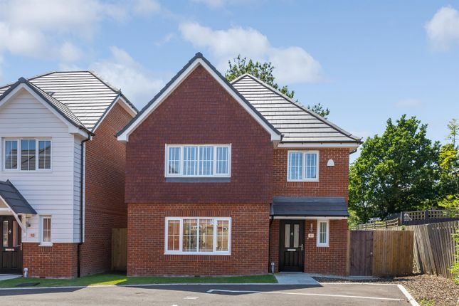 Thumbnail Detached house for sale in Smith Way, Headcorn, Ashford