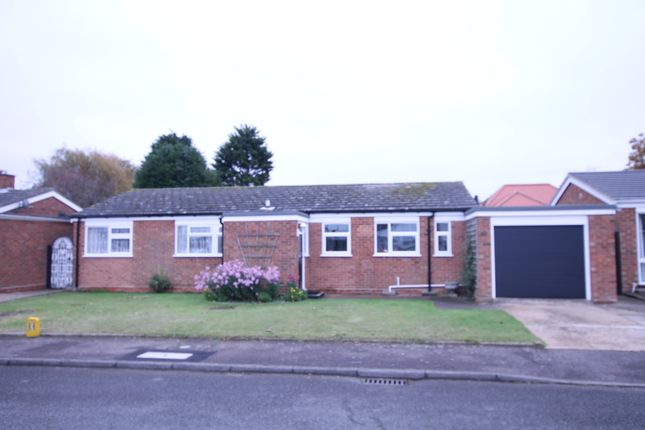 4 bed bungalow for sale in Roman Way, Felixstowe