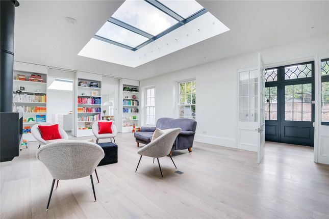 Thumbnail Detached bungalow for sale in Wandle Road, Wandsworth, London