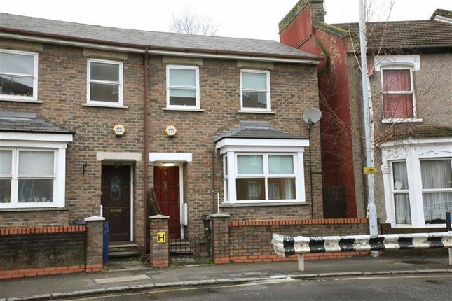 Thumbnail Semi-detached house for sale in Trundleys Road, London
