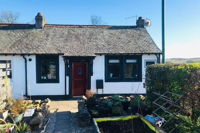 Thumbnail Cottage for sale in Jubilee Bank, Lenzie, Glasgow
