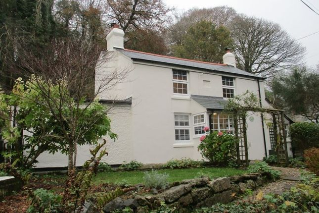 Thumbnail Cottage for sale in Carthew, St. Austell