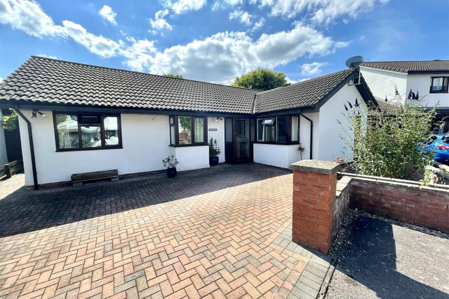 Thumbnail Detached bungalow for sale in Treetops, Portskewett, Caldicot