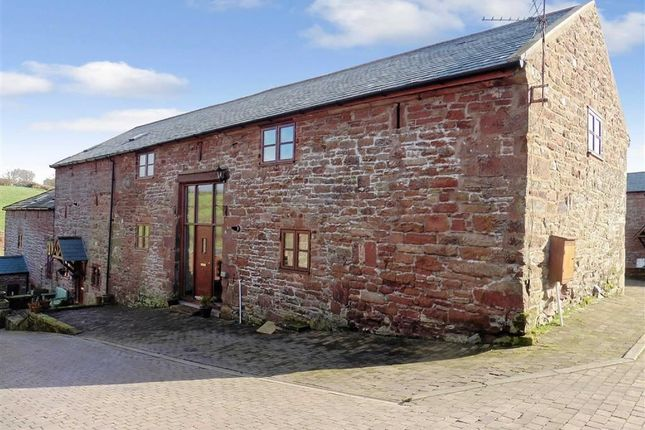 Thumbnail Barn conversion for sale in Ellerbeck Barns, St Bees Road, St Bees